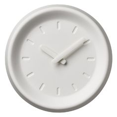 Muji This clock reminds me of polo mints which in association game reminds me of my dad :-) must have!