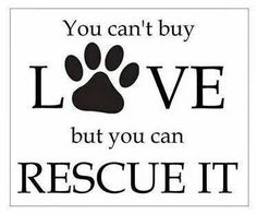 <3 You can't buy love, but you can rescue it!  =]