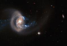 Hubble Spies a Loopy Galaxy | NASA
