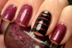 OPI Extravagance ... ohhhh my!