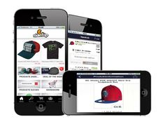 Fashion App: Buy fashionable trucker caps on your fingertips