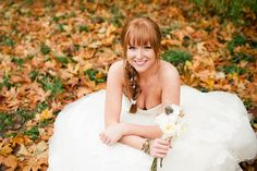 Fall -- Bridal Beauty