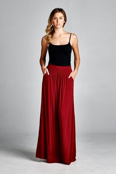 Taylor Skirt in Pomegranate
