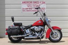 "$14,995 with 5,142 miles This good-lookin' Heritage Classic (1584cc)!  It has performance mufflers, 16"" ape-hangers with internal wiring, stainless steel braided cables & brake line, windshield bag, custom brake pedal pad, lay-down tag bracket and security."