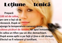 Loţiune tonică Beauty Care, Beauty Hacks, Skin Nutrition, Facial Massage, Daily Beauty, Microbiology, Makeup Revolution, Skin Care Tips, Gym Workouts