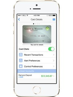 Ondot empowers consumers to control payment cards from mobile phones. Consumers can set control preferences to match the desired usage profile for their own cards as well as their dependents' cards, and change it instantly when needed, all with a touch on a smartphone app.