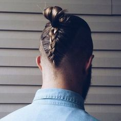 braided buns hairstyles