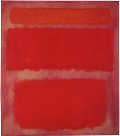 "oil on canvas, 93 x 81"", 1961, Rothko © 1998 Kate Rothko Prizel and Christopher Rothko / ARS,"