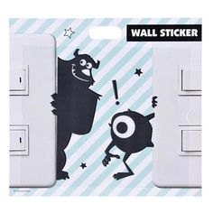Wall sticker Sally & Mike