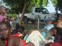 """The United Nations has documented at least 120 cases of rape since a recent flareup of violence in South Sudan and is investigating allegations that its peacekeepers did nothing to stop the violence, a spokesman said Wednesday.  """"We take very seriously the allegations that peacekeepers did not render"""
