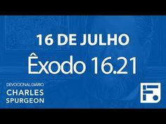 Voltemos Ao Evangelho | 16 de julho – Devocional Diário CHARLES SPURGEON