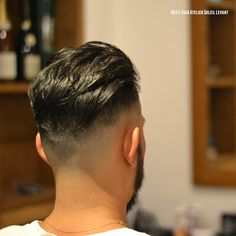 Men Hairstyles - Manner Frisuren - Hombres Peinados
