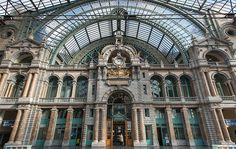 The world's most spectacular train stations - Yahoo News Philippines