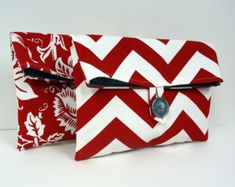 Items similar to READY TO SHIP Set of 3 Bridesmaid Bags in Amy Butler Fabrics - Yellow and Gray Wedding - Bridemaids Clutches on Etsy, Diy Abschnitt, Love Silhouette, Amy Butler Fabric, Bridesmaid Bags, Cosmetic Bag Set, Diy Bags Purses, Red Chevron, Paper Roll Crafts, Goodie Bags, Cool Baby Stuff