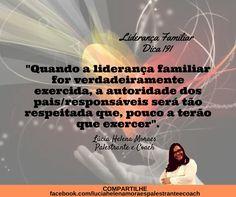 Dica 191 de Liderança Familiar