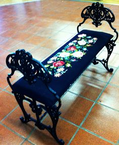 Antique Benches On Pinterest Antique Bench Garden Benches And Benches