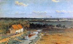 Hendrik Johannes Weissenbruch - Kennemerland