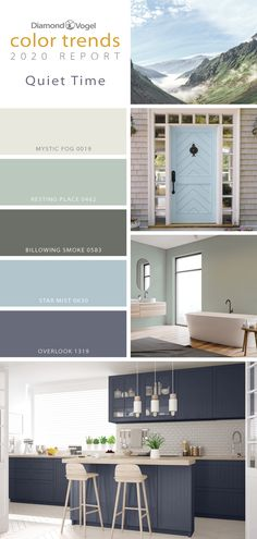39 Best 2020 Color Trend Report Unifying Your Path Images Color