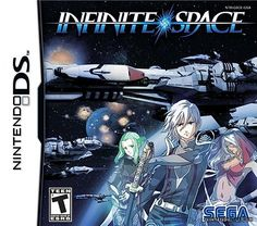Infinite Space Cover (Click to enlarge)