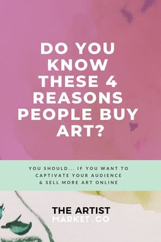 There is an art to selling art online. If you want to market your art and make money at it, it all comes down to knowing your ideal customer/target audience/niche and connecting with them through your copywriting. Selling Art Online, Buy Art Online, Online Jobs, Kunst Online, Sell My Art, Creative Business, Business Tips, Business Formal, Business Attire