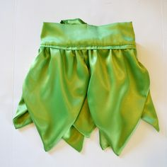 Sew a Tinkerbell Skirt & Top by The DIY Mommy- I think I'm gonna try this!