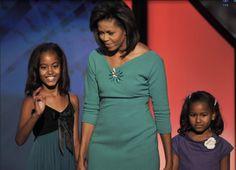 Sasha Obama: Growing Up In The White House
