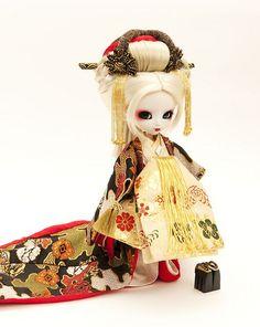 Handmade Gensha Doll, Japan