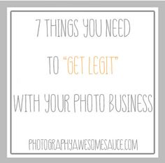 Photography Awesomesauce » Photography Business Tools » page 20