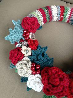 Ravelry: rebelle467's Jolly Christmas Wreath