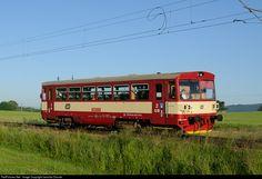 RailPictures.Net Photo: CD 810 177 6 Ceske Drahy CD 810 at Skridla, Czech Republic by Jaroslav Dvorak