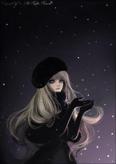 Art by manga artist Eliz7.