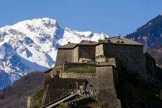 Forte di Exilles, provincia di Torino, Piemonte