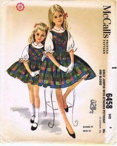 Helen Lee Jumper dress Petticoat Blouse