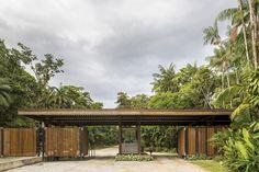 Galeria de Pavilhão Una / Apiacás Arquitetos - 1