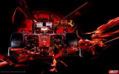 Ferrari F1 F60 Wallpaper
