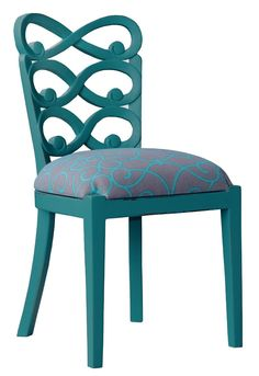 Sedgwick Dining Chair Laguna  (with a different seat cushion)