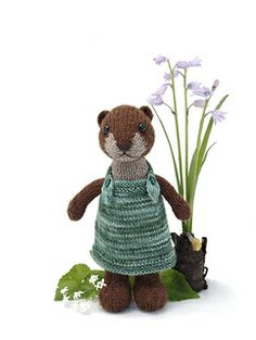 River Otter This pattern is available for $2.99 USD
