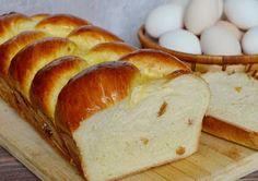 Citromhab: Mazsolás fonott kalács Baking And Pastry, Raisin, Easter, Sweets, Tej, Bread, Cukor, Cookies, Food