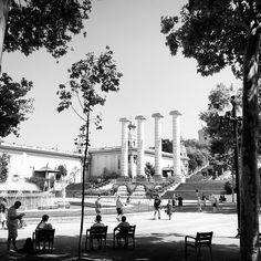 Les Quatre Columnes, Barcelona