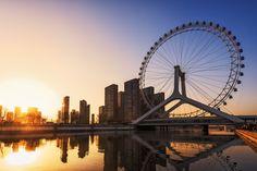 As pontes urbanas mais incríveis do mundo - Yongle Bridge (Tianjin, China)