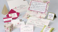 Vivienne & Miles Wedding Invitation