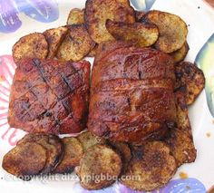 Grilled Crusted Pork Loin Recipe. Dizzy Pig BBQ Recipes. Fantastic recipes for the grill, smoker or in the kitchen.