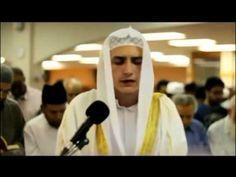 شاب امريكي يقرا القرآن بصوت جميل جدا -American reads the Quran - YouTube