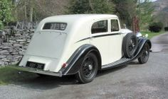 1935 Rolls-Royce 20/25 William Arnold 'Airline' Saloon