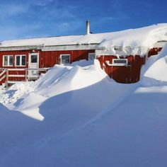 The Red House Offering an in-house restaurant and a sauna The Red House is located in the East Greenlandic village of Tasiilaq. All the heated guest rooms include free WiFi access. Greenland Iceland, Stay Overnight, House Restaurant, Lodges, Weekend Breaks, Guest Rooms, Free Wifi, City, Red