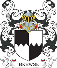 Brewse Coat of Arms