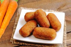 Carrot Recipes For Kids-Carrot Croquette