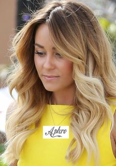 """Cheap Ombre Blonde Synthetic Hair Glueless Front Lace Wig 150% Density 18"""" Brown/Blonde/Platinum Full Lace Wig With Dark Roots"""