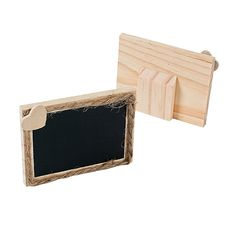 Chalkboard Place Cards - OrientalTrading.com