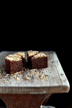 Torta al cioccolato e barbabietola senza zucchero e senza burro | PANEDOLCEALCIOCCOLATO